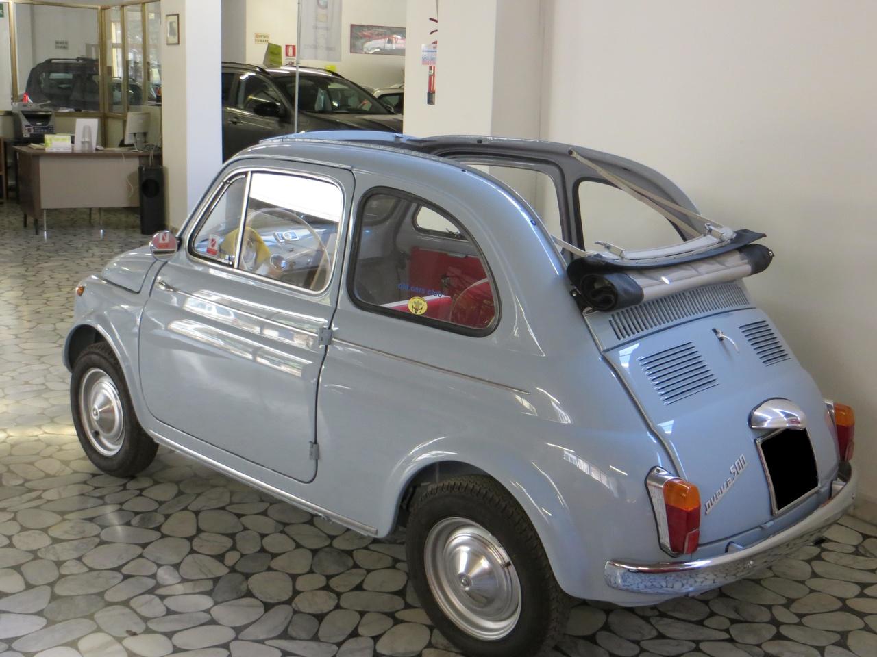 Fiat 500 epoca wikipedia for Moquette fiat 500 epoca